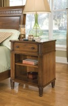 George Washington Architect Open Nightstand