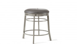 Milo Backless Swivel Counter Stool