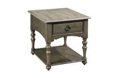 Greyson Windslow Drawer End Table