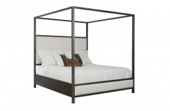 Plank Road Shelley Canopy King Bed