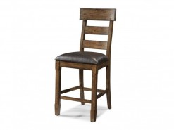 Ozark Gathering Height Plank Stool