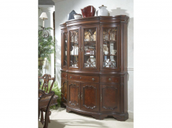Fine Furniture China Buffet & Hutch