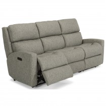 Catalina Power Reclining Sofa w/Power Headrest