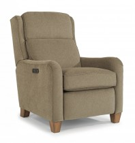 Poet High Leg Recliner with Power Headrest