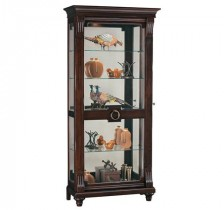 Howard Miller Living Room Brenna Curio Cabinet