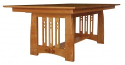 Highlands Trestle Table