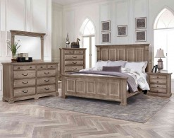Woodland Queen Mansion Bed