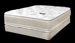 Shifman Annapolis II PT Queen Mattress Set