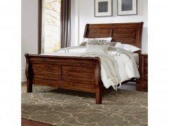 Artisan Choices 101-050B/553 Queen Sleigh Bed