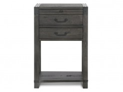 Abington Open Nightstand