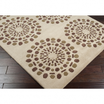 Bombay 435 Collection Brown 5' x 8 Rug*