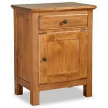Cosmopolitan Nightstand with Door