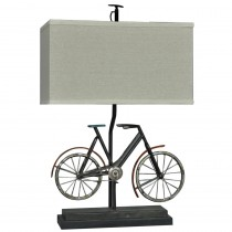 Biking Table Lamp