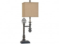 Castle Gate Table Lamp