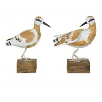 Shore Bird Statues