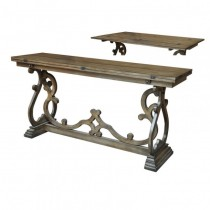 Monticello Sofa Table