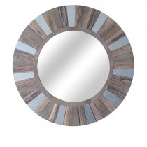 Toned Wall Mirror