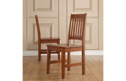 Colorado Rake Back Side Chair