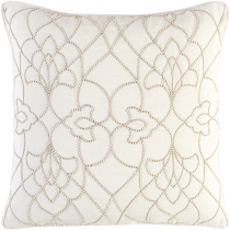 Dotted Pirouette Throw Pillow Casing