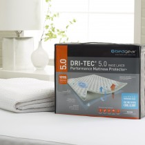 5.0 Dri-Tec Twin/Twin XL Moisture Wicking PERFORMANCE Mattress Protector