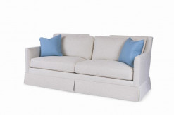 Del Mar Skirted Sofa