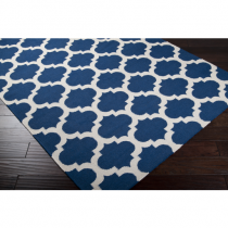 Frontier Collection Navy 8' x 11' Rug*