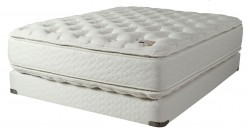 Shifman Hanover Plush PT Queen Mattress Set