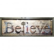 Believe 3D Picture