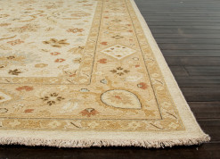Jaimak Kolos JM07 Gold and Cream 6' x 9' Rug*