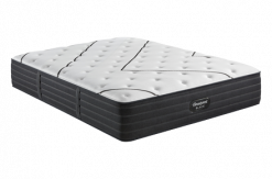 Beautyrest Black L-Class Plush Queen Mattress Set