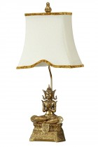 Stylecraft L2-9245 Oriental Table Lamp