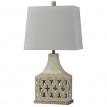 Briony Ivory Table Lamp