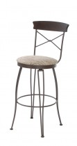 Laura Counter Height Swivel Stool