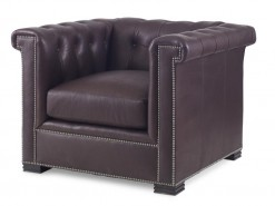 Modern Chesterfield Chair