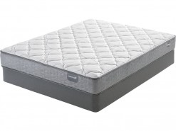Casselbury Plush Twin Mattress Set