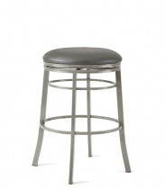 Milo Backless Swivel Bar Stool