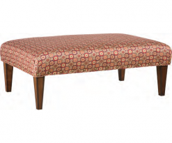 By The Inch Moderne Ottoman