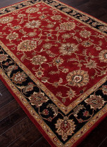 Mythos Anthea Ketchup & Anthracite 8' x 8' Rug