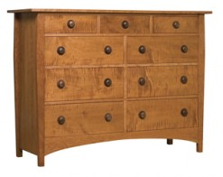 Harvey Ellis High Double Dresser