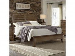 Artisan Choices Sleigh Storage Bed