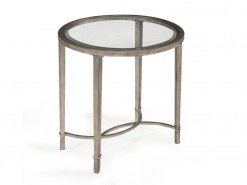 Copia Oval End Table