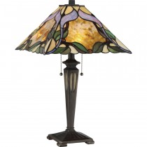 TF2591TIB Persian Violet Table Lamp