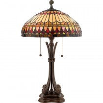 Tiffany West End Table Lamp