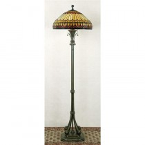 Tiffany West End Floor Lamp