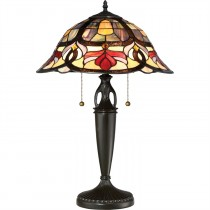 Tiffany Garland Table Lamp