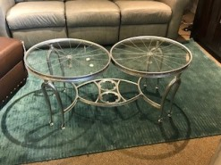 The Recycler Double Coffee Table
