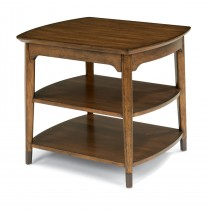Gemini Rectangular End Table