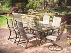 Key West Outdoor Dining Table