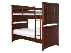 Riley Complete Bunk Bed Twin Over Twin