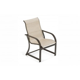 Key West High Back Sling Dining Chair